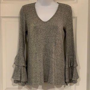 Allison Joy Bell Sleeve Sweater